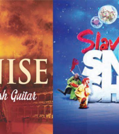 Benise: Gitar Virtüözü – Slava'nın Epik Kar Şovu