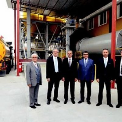 Sika Türkiye'den İkinci Fabrika Yatırımı Mersin Tarsus'a