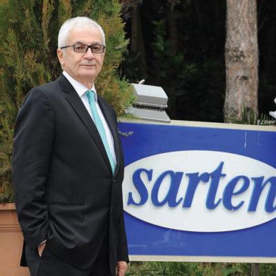 Sarten Ambalaj firmasının Pazarlama Direktörü Haluk Giray ile keyifli bir sohbet gerçekleştirdik.