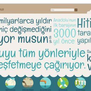 """Tema Vakfı ve Wilo'nun """"Sutema.Org"""" İnternet Sitesi Projesi"""