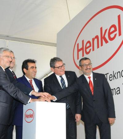 Henkel, Türkiye'ye Yatırımlarına Devam Ediyor, Yeni Fabrika Temeli Atıldı