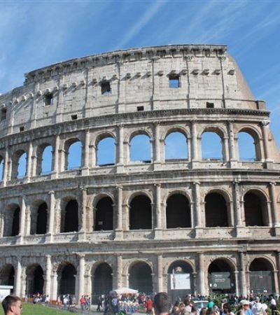 Zamanın Durduğu Şehir Roma