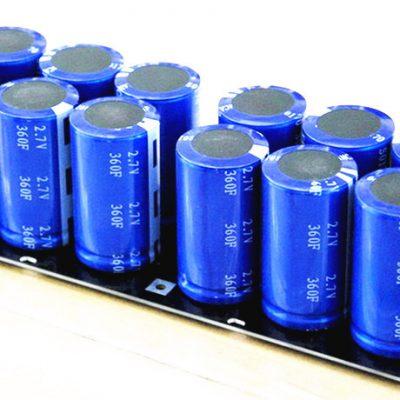 Süperkapasitörler