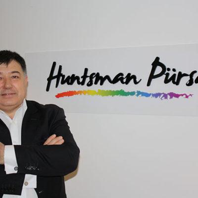 Huntsman Pürsan Chemicals Ülke Müdürü Sayın Ergin Kahraman keyifli bir sohbet gerçekleştirdik