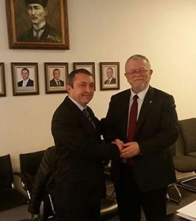 İmmib'in Yeni Koordinatör Başkani Murat Akyüz Oldu