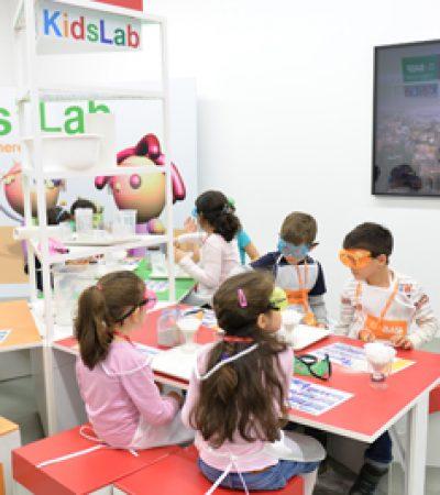 BASF Kids' Lab, çocukları hayatın içinden deneylerle buluşturuyor