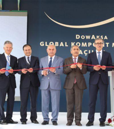DowAksa Global Kompozit Merkezi Türkiye'nin Havacılık Alanındaki Gücünü Artırıyor