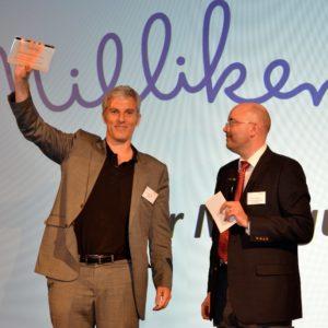 Milliken, Ürünü Milliguard® AOX-1 Antioksidan ile Prestijli EUROPUR İnovasyon Ödülü'nü Kazandı