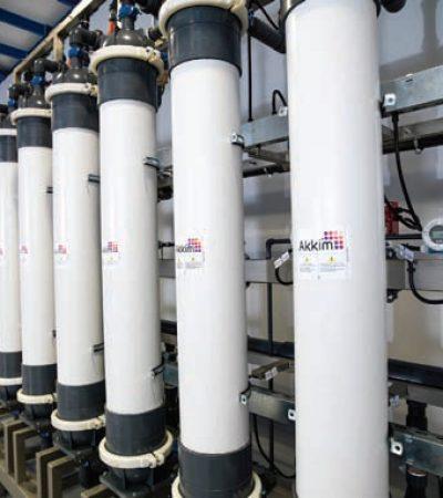 35 Milyon Dolarlık Yatırımla Su Filtrasyonunda Öncü Adım