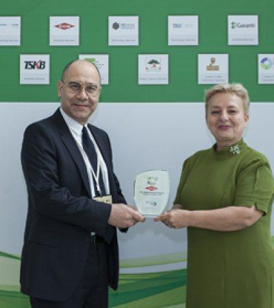 Dow Türkiye, 3. İstanbul Karbon Zirvesi'nde