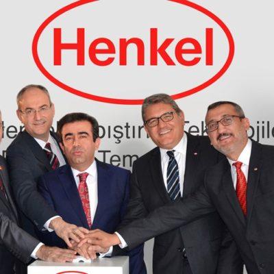 Henkel, Türkiye 'ye Yatırımlarına Devam Ediyor