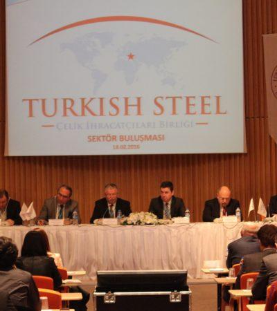 Çelik İhracatçıları Birliği Sorunlara Çözüm Oluyor