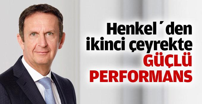 Henkel, İkinci Çeyrekte Güçlü Performans Gösterdiğini Açıkladı