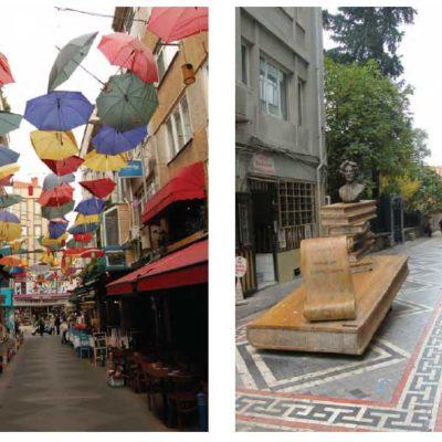 İstanbul'un gözbebeği Kadıköy, geçmişi ve modern yaşamı bir arada sunuyor