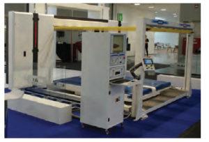 Ram Elettronica – Yeni Nesil EV Kesim Makineleri