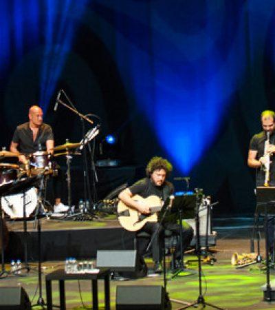 24. İstanbul Caz Festivali: Christian Mcbride, Joshua Redman & TRT Hafif Müzik ve Caz Orkestrası