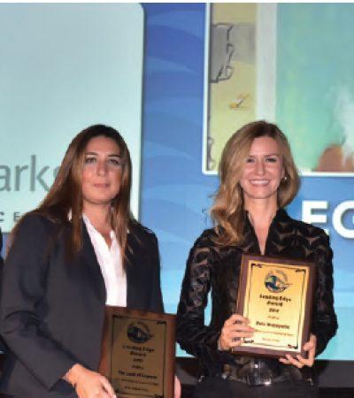 Polin Waterparks İmzalı Su Parkı ile The Land of Legends Tema Parkı ve Polin Amerika'dan Ödülle Döndü