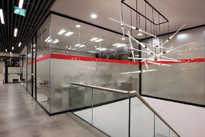 Boytorun Architects'ten Sosyal ve Dinamik Ofis Tasarımı: Recordati