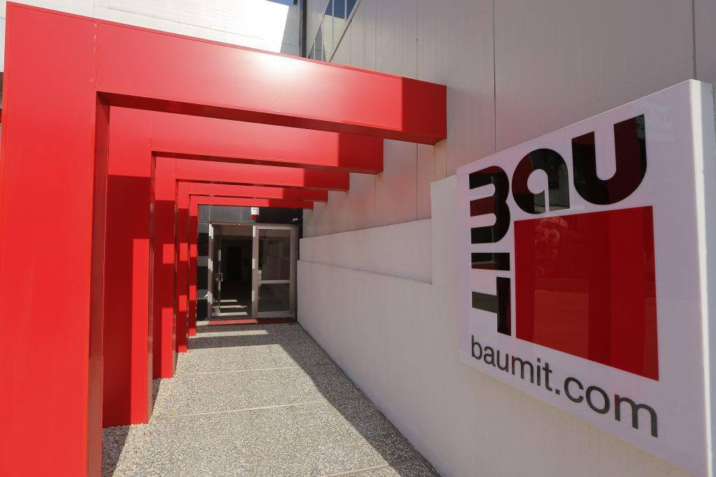 Baumit Makine Sıvaları: Yapı ömrü boyunca yüksek performans