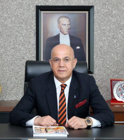 AKMİB Başkanı Uğur Ateş: Akdeniz Kimyevi Maddeler İhracatı Kasım Ayında %31 Oranında Arttı