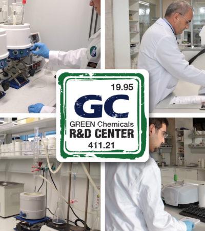 Tasarım Zirvesinde, Teknoloji Bakanından Green Chemicals'a Ar-Ge Merkezi Belgesi