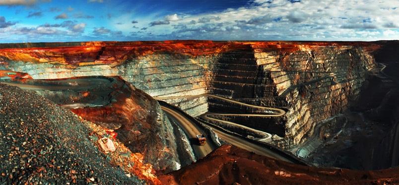 Madencilikte