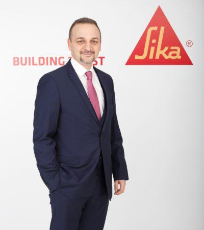 Sika Türkiye Genel Müdürü Turgay Özkun Oldu.