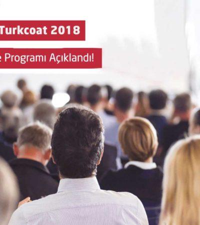 paintistanbul & Turkcoat 2018 Uluslararası Kongre Programı Açıklandı!