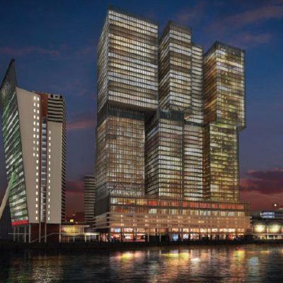 Rem Koolhaas'tan Yerçekimine Meydan Okuyan Yapılar