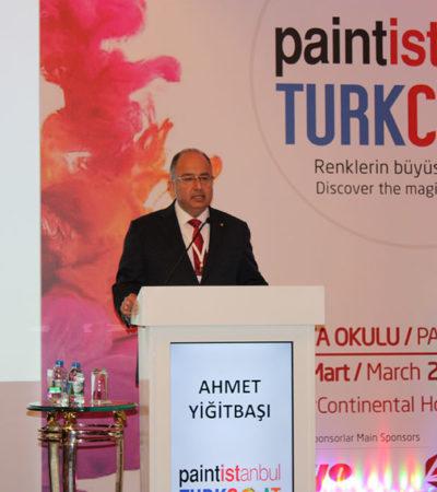 paıntıstanbul&Turkcoat Uluslararası Katılımlı Kongresi Başladı