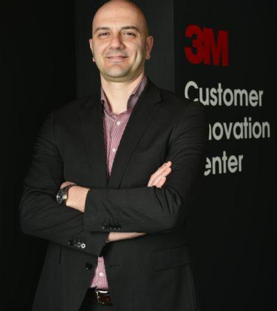 Kerem Kürklü 3M Türkiye Endüstriyel Ürünler İş Grubu Ülke Direktörü Oldu