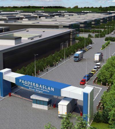 PAGDER&ASLAN OSB'de İkinci Etap Satışları Başladı
