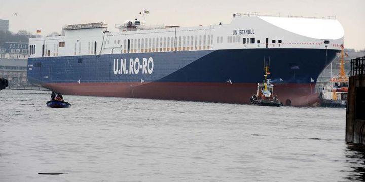 UN Ro-Ro 950 Milyon Euroya Danimarkalı DFDS'ye satıldı