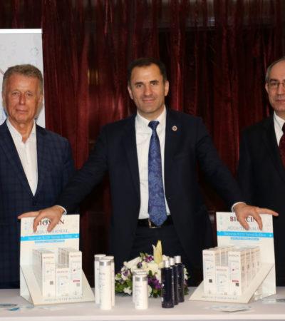 Biota'dan 'Yüzde 100 Termal Su İçerikli' İnovasyon…