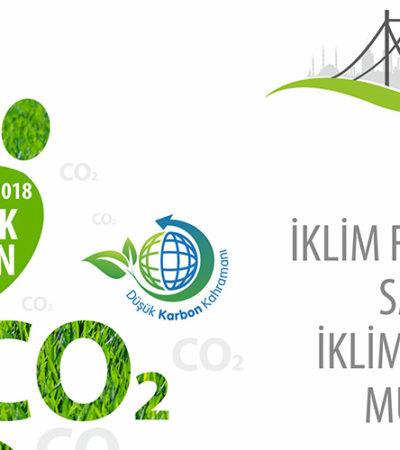 5. İstanbul Karbon Zirvesi 26 Nisan'da Başlayacak