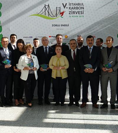 Düşük Karbon Kahramanı Ödülleri Sahiplerini Buldu