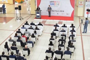 Dünya Boya Sektörünün Kalbi 7. Kez paintistanbul & Turkcoat'ta Attı