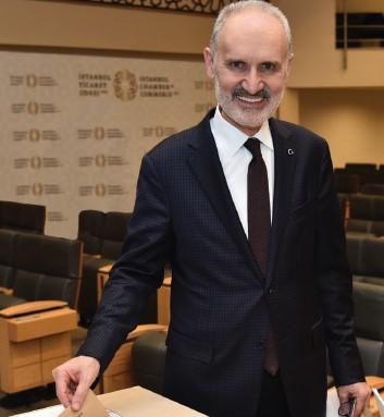 İstanbul İş Dünyası Yeni Başkanını Seçti, İTO'da Görev Başkan Avdagiç'te
