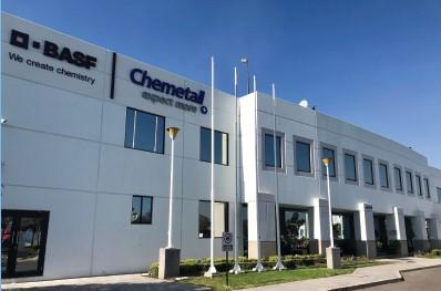 Chemetall®, Querétaro, Meksika'da Yeni Bir Laboratuvar Açıyor