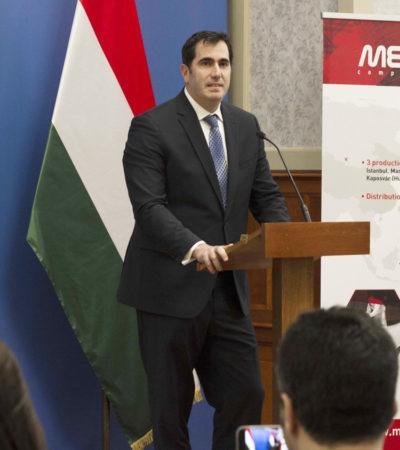 METYX, Macaristan'daki Üretim Tesislerini Genişletmek İçin %50 HIPA Yatırım Desteği Alıyor