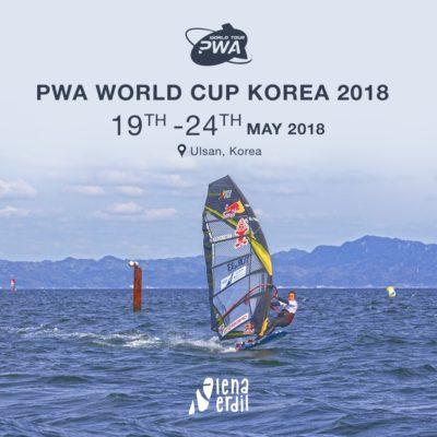 Japonya'da 2. Olan Rüzgar Sörfü Sporcumuz Lena Erdil, Kore'de