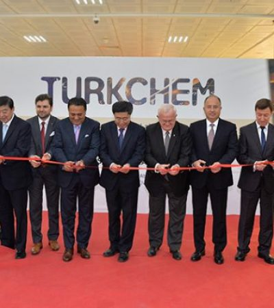 Uluslararası Kimya Sanayi Fuarları Turkchem 8-10 Kasım 2018 tarihlerinde 8. kez sektör profesyonellerini bir araya getirecek.