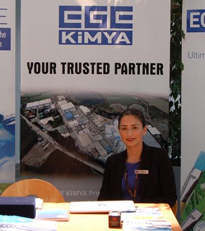 Ege Kimya V. Karbon Zirvesi İTÜ'de EGEDRY PRIME ürünü ile yer aldı.