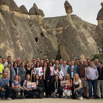 Pierre Fabre İlaç Türkiye Dönem Toplantısını Kapadokya'da Gerçekleştirdi