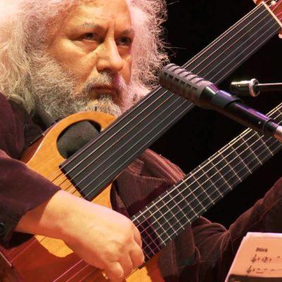 Erkan Oğur Anatolian Blues ve Tingvall Trio, Vestel #gururlayerli Konserleri Kapsamında 22 Mayıs'ta Zorlu PSM Drama Sahnesi'nde!