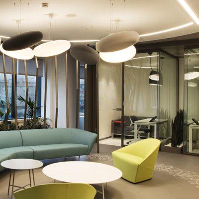 Mimaristudio'dan Yeni Bir Çalışma Kültürü Yaratan Yenilikçi Tasarım:  Basf Türkiye Ofisi