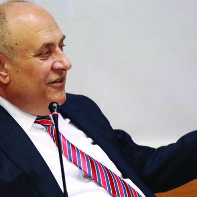 Teksüt Yönetim Kurulu Başkanı Cevdet Arınık