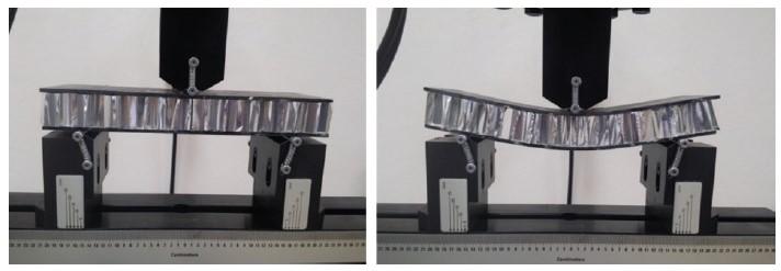 Alüminyum Balpeteği Ara Tabaka / Karbon Fiber -Epoksi Kabuk Esaslı Kompozit Sandviç Yapıların Geliştirilmesi ve Yorulma Ömürlerinin Karakterizasyonu