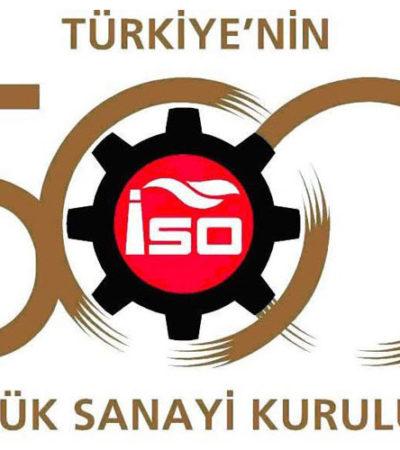 """Türkiye'nin 500 Büyük Sanayi Kuruluşu-2017"""" Araştırmasının Sonuçları Açıklandı"""