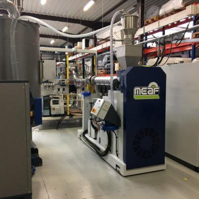 EconCore, Kesintisiz Termoplastik Petek Üretimi Konusunda Laboratuvar Ekstrüderinin Geliştirilmesinde MEAF ile Ortaklık Yapıyor